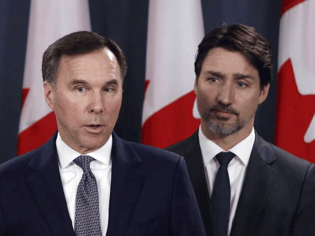 Morneau és Trudeau