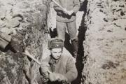 Földmunkásként
