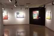Négy művész egy helyen